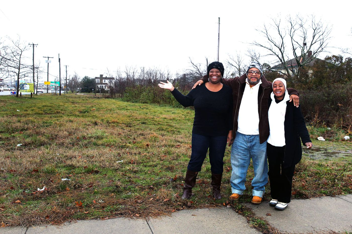 A.C. church gets land for new location free