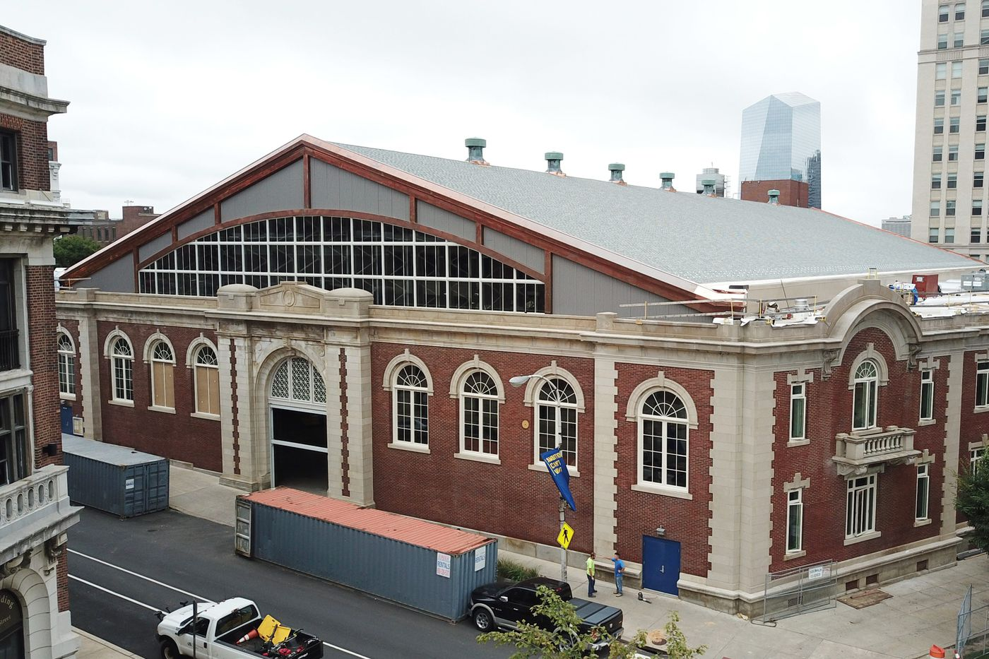 Philly poised to become capital of American squash with construction of center on Drexel campus