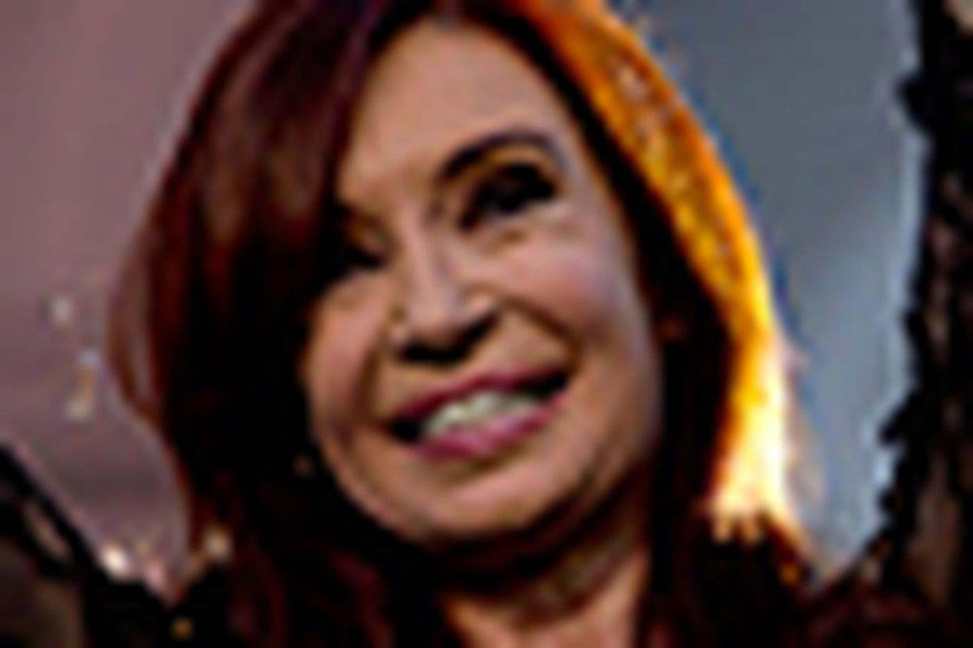 Argentina's Fernandez sworn in for 2d term