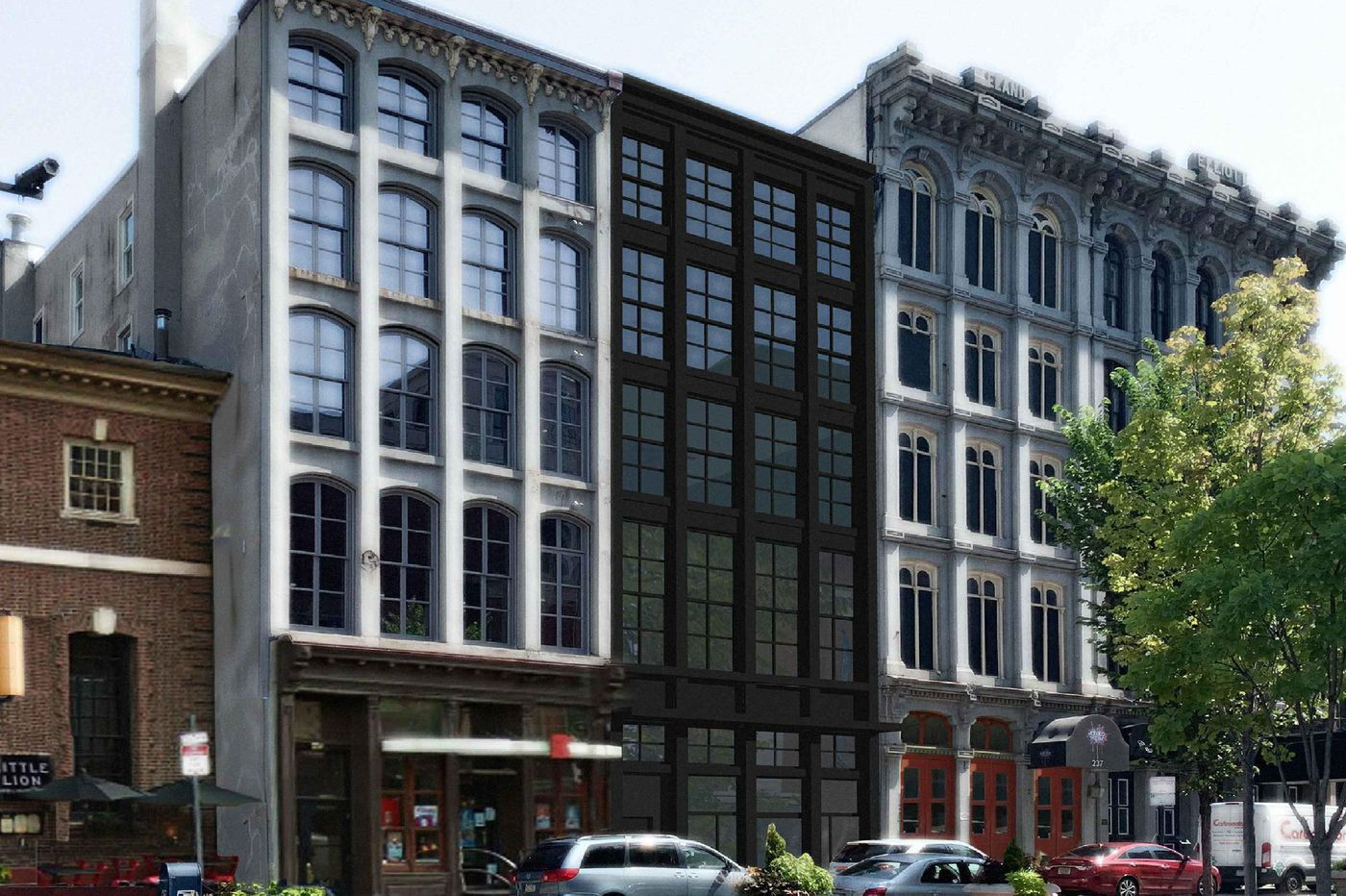 Condo proposal rejected where arson destroyed historic Old City building