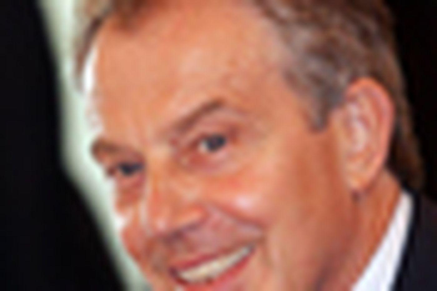 Tony Blair wins 2010 Liberty Medal