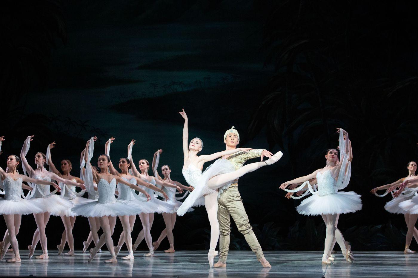 Corella's 'Bayadère' for Pennsylvania Ballet has merit, but stereotypes persist