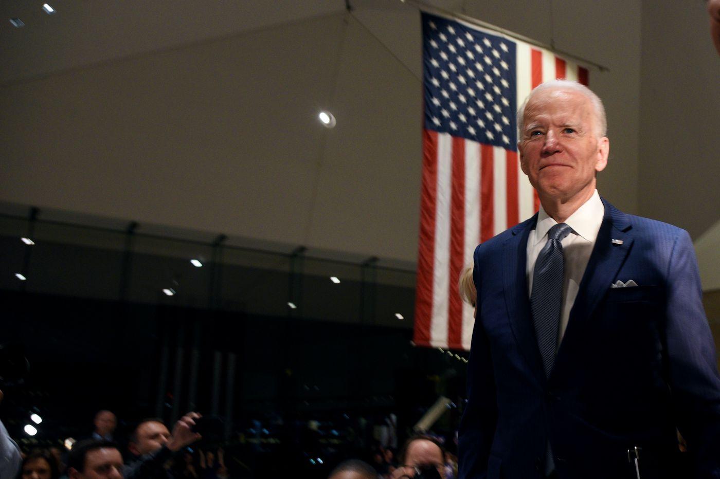Joe Biden's domination in Michigan shows Democrats how to win Pennsylvania in 2020