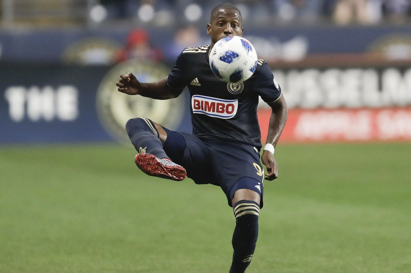 Union give up late lead in 2-2 tie at Orlando City