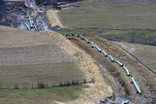 State administrative judge rules in favor of Mariner East pipelines