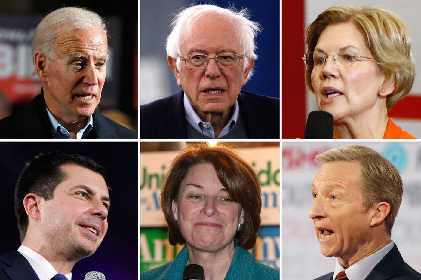 Democratic debate: Smallest stage of candidates yet face off ahead of Iowa caucuses