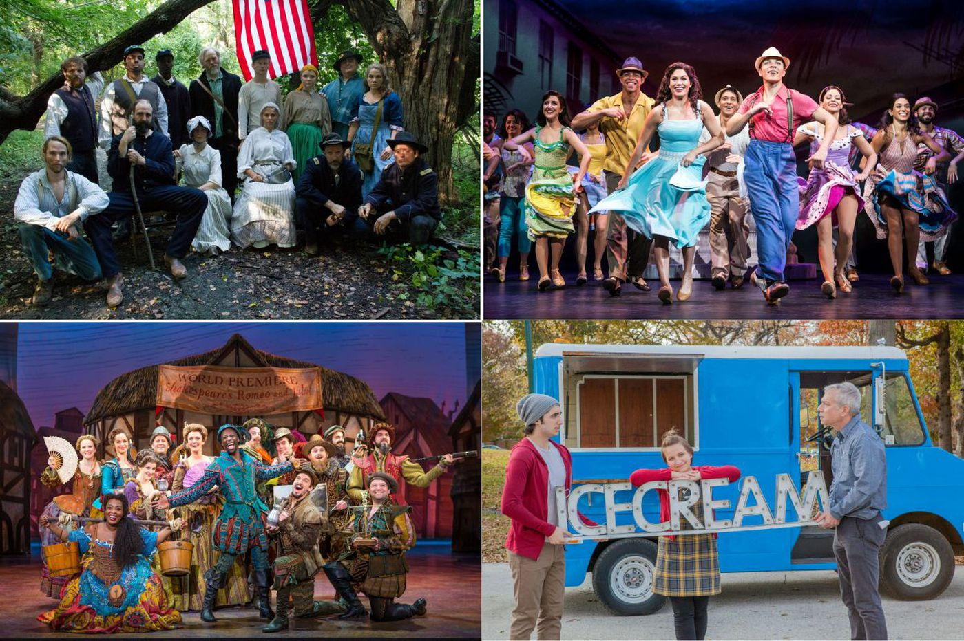 The plays and musicals to see in Philadelphia this spring