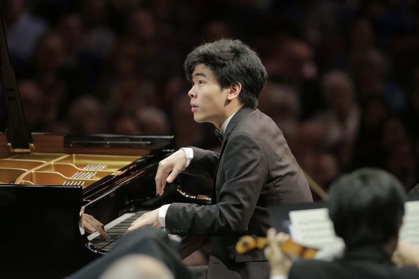 Curtis pianists win big at Van Cliburn competition