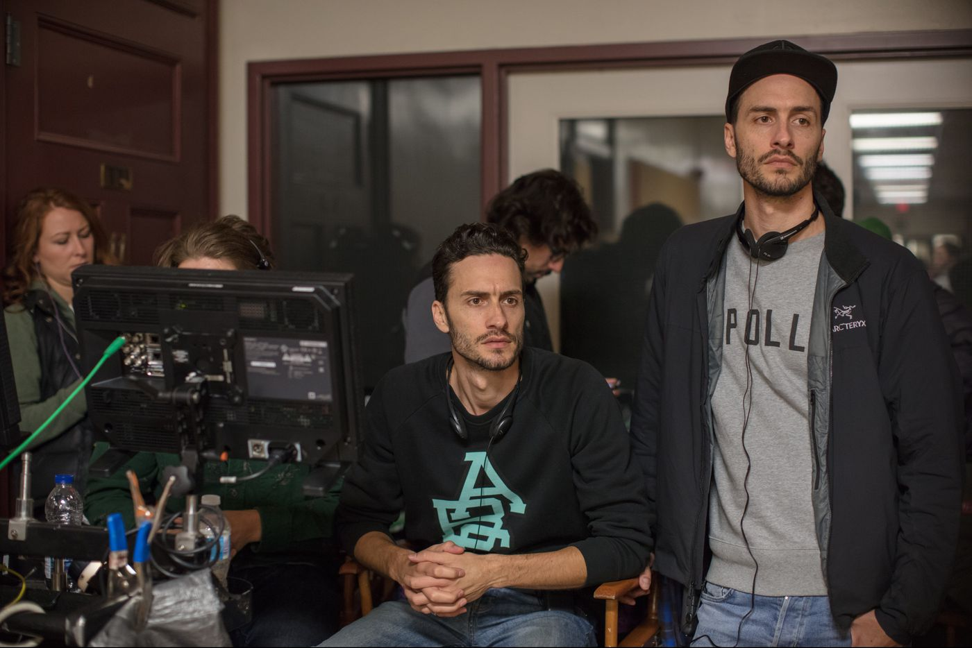 These Aussie brothers went from Sixers hype video to sci-fi flick 'Kin'
