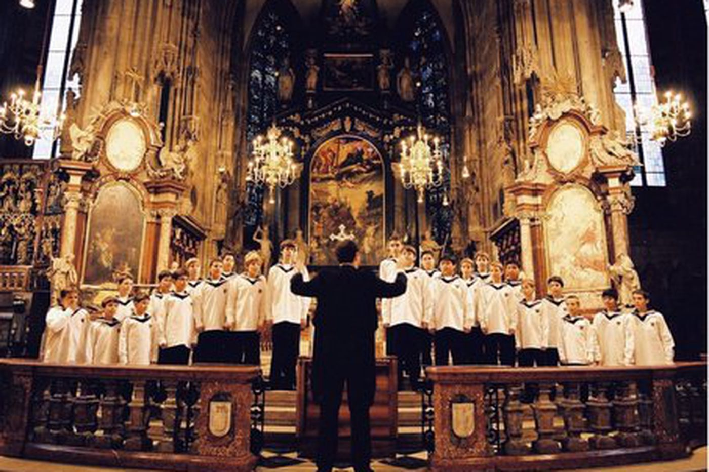 Vienna Boys Choir to sing in Glenside