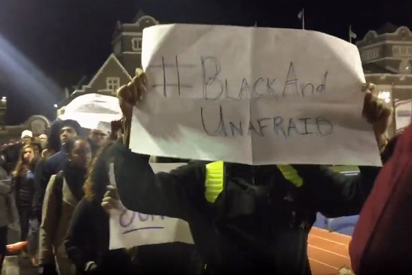 Univ. of Okla. student suspended for 'lynching' hate texts sent to Penn black freshmen