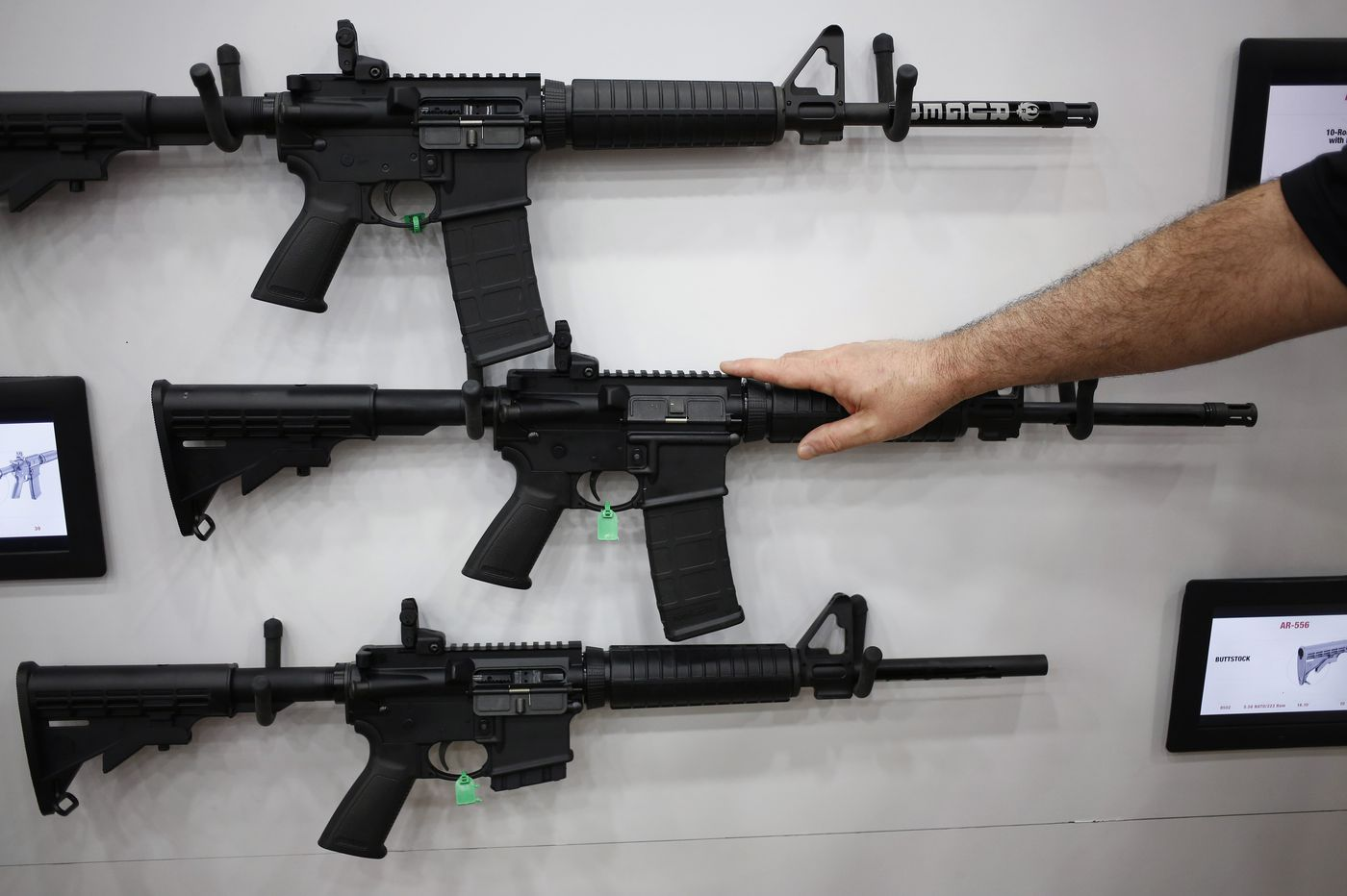 In their own words: What Pa. and N.J. candidates say about gun issues