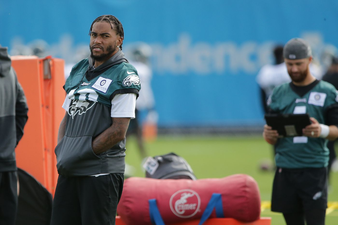 Time is running out for the Eagles to justify bringing back injury-prone DeSean Jackson | Jeff McLane