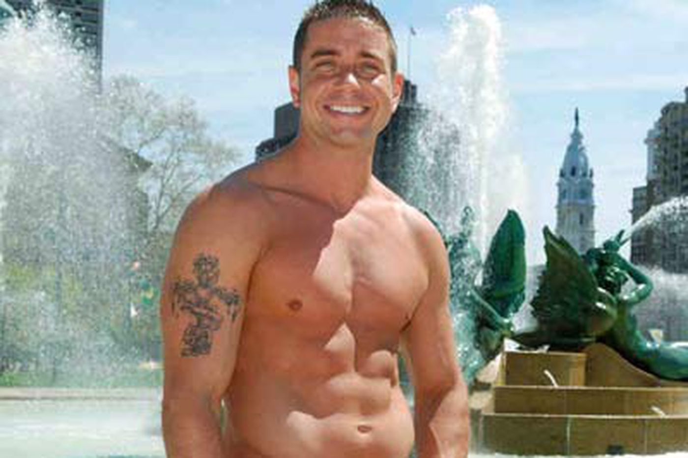 Firefighter who posed for calendar, against policy, has been reassigned