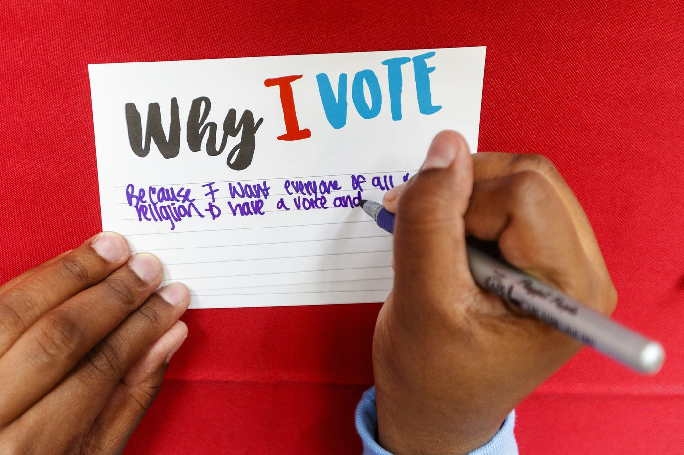 After lawsuit and quick naturalizations, 2,200 Philly-area immigrants can vote in November