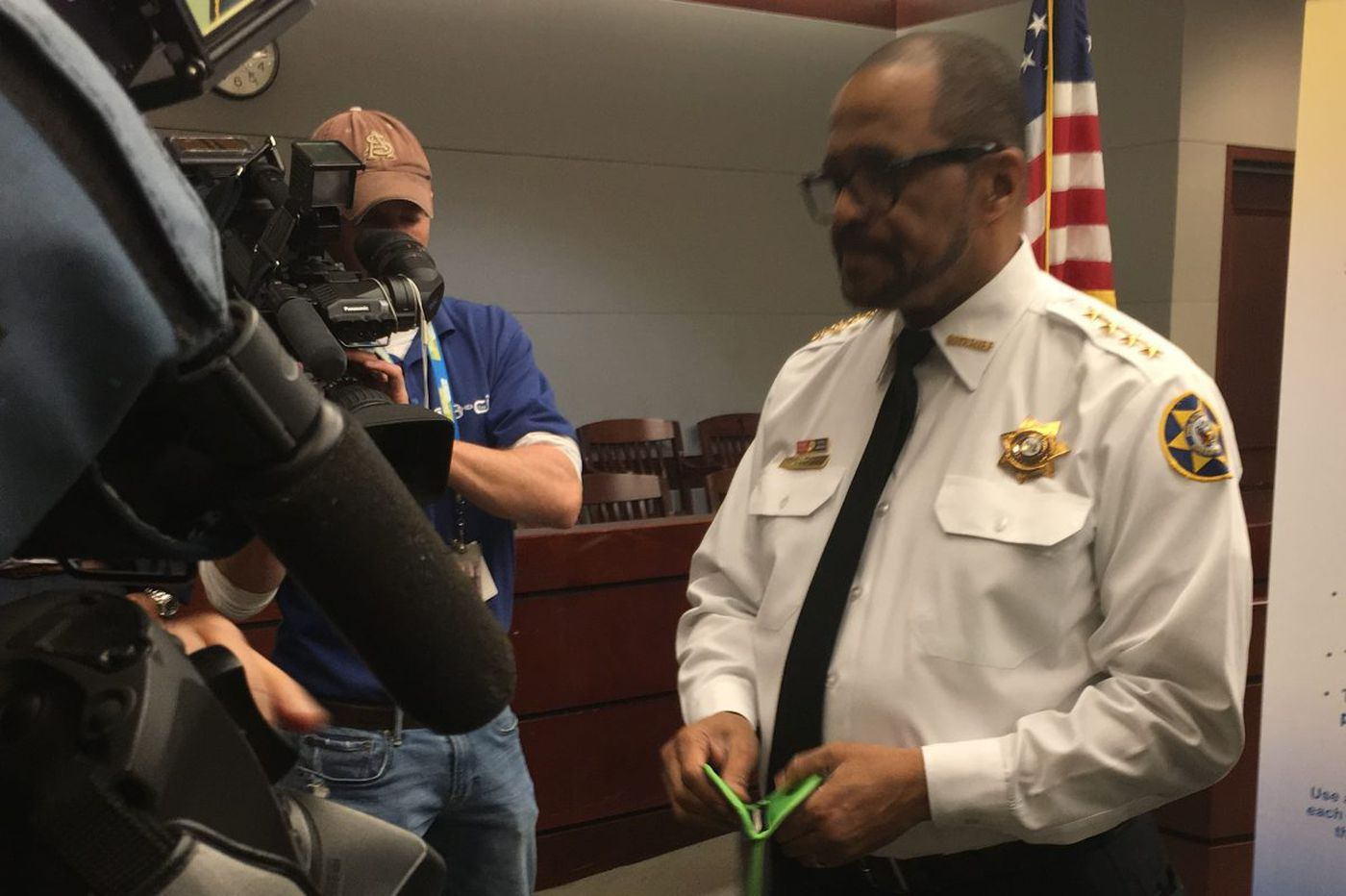 Under Jewell Williams, significant reforms in Sheriff's Office | Opinion