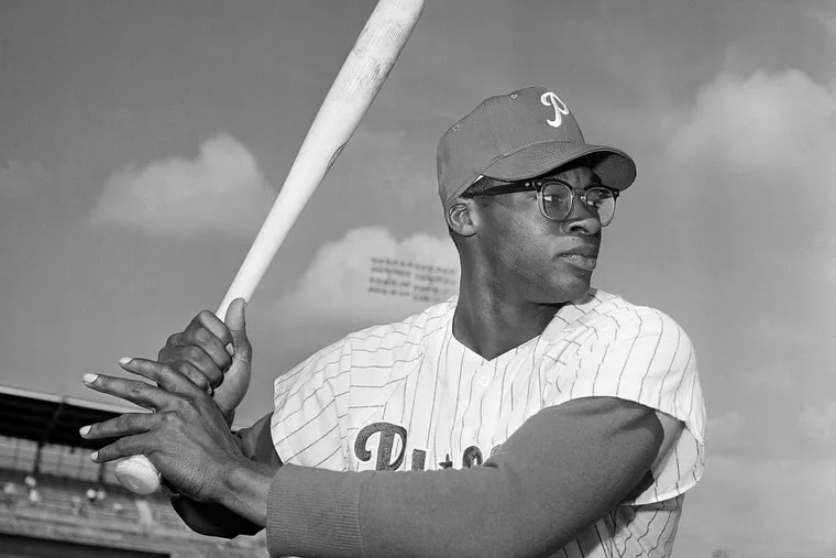 Dick Allen kept on hitting even as the Phillies collapsed down the stretch during their infamous 1964 season.