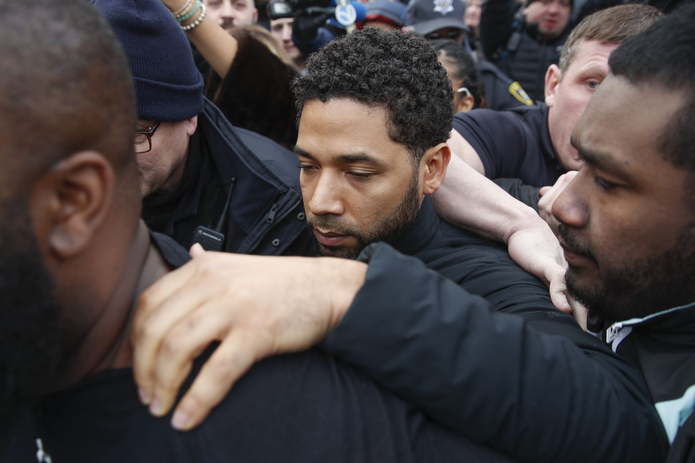 Smollett gave detailed instructions for fake attack, prosecutor says; actor released on bond
