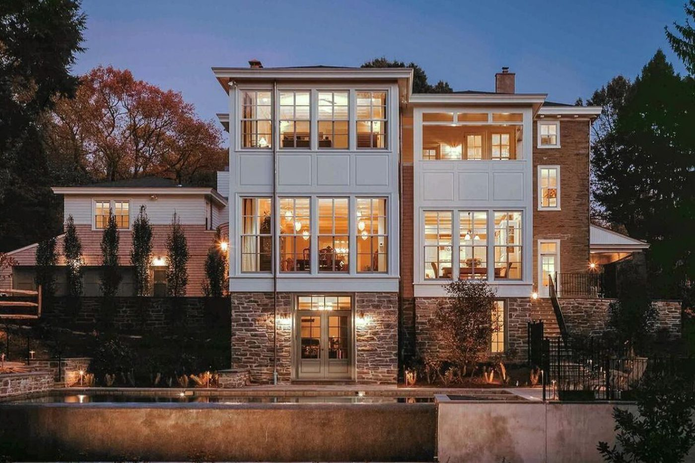 Three Philly mansions that let the sun shine in