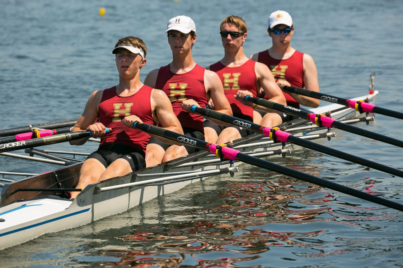 Stotesbury Cup Regatta moved to Cooper River due to safety concerns