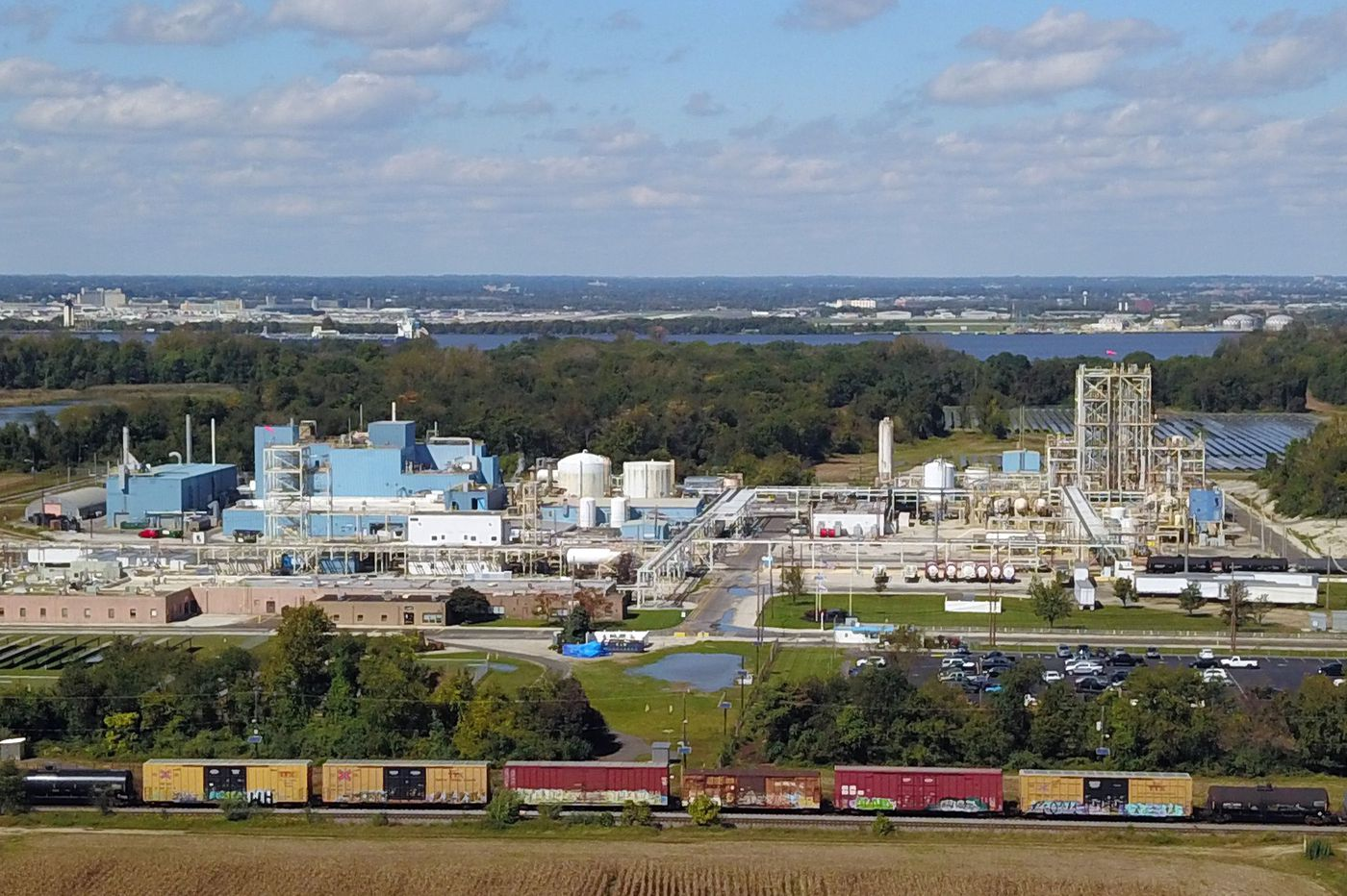 N.J. sues chemical maker Solvay for evading responsibility for toxic pollution from West Deptford plant