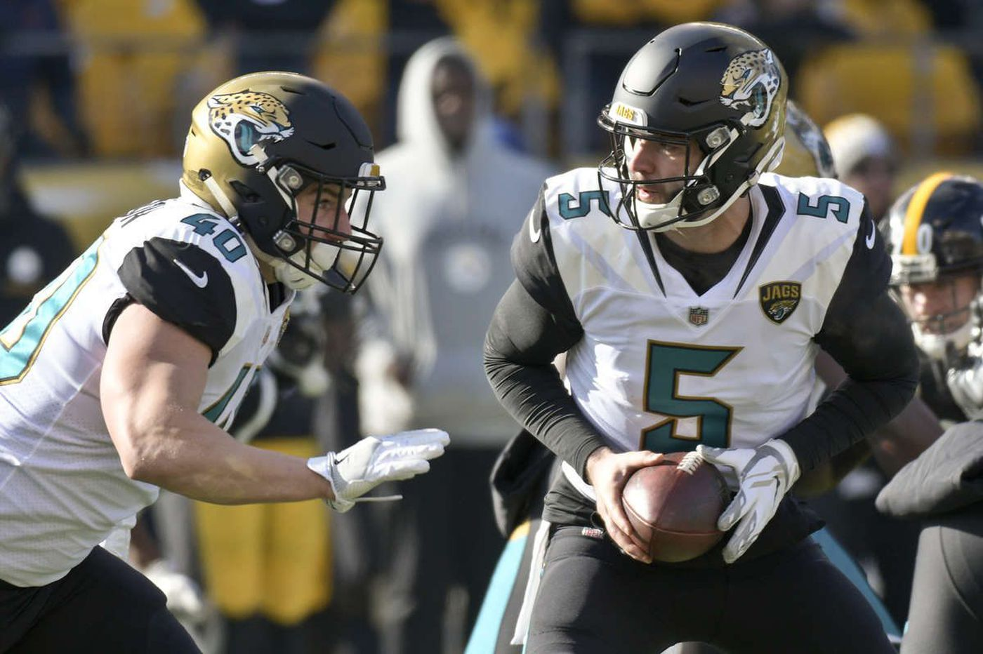 Jaguars' Blake Bortles endures insults - and wins   Marcus Hayes