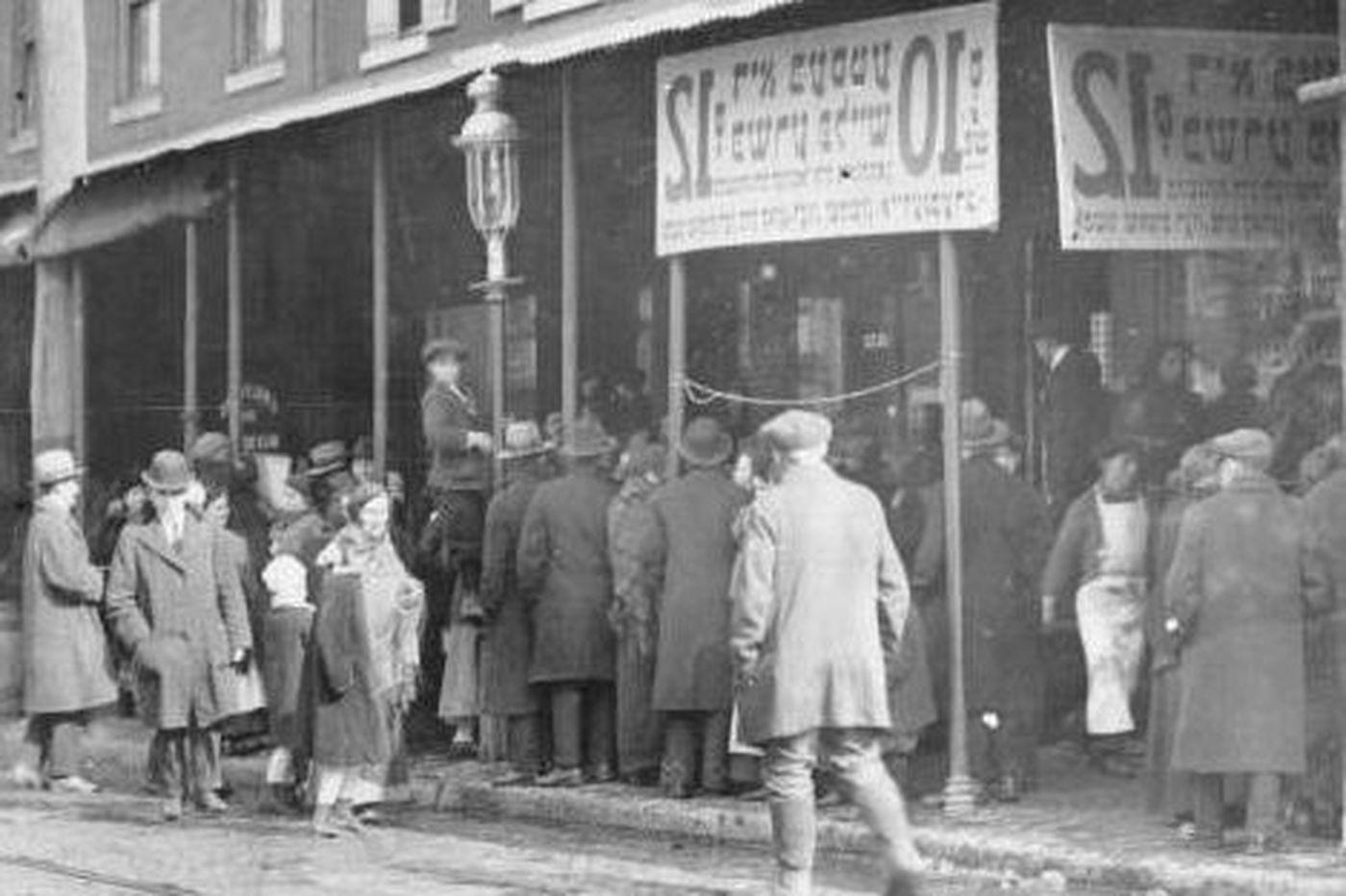 In the making: Documentary explores Philadelphia's Jewish story