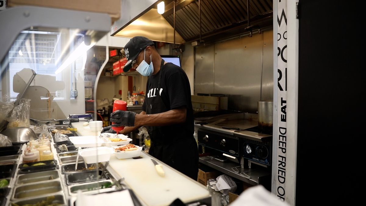 How one Philly entrepreneur opened a franchise in the midst of a pandemic