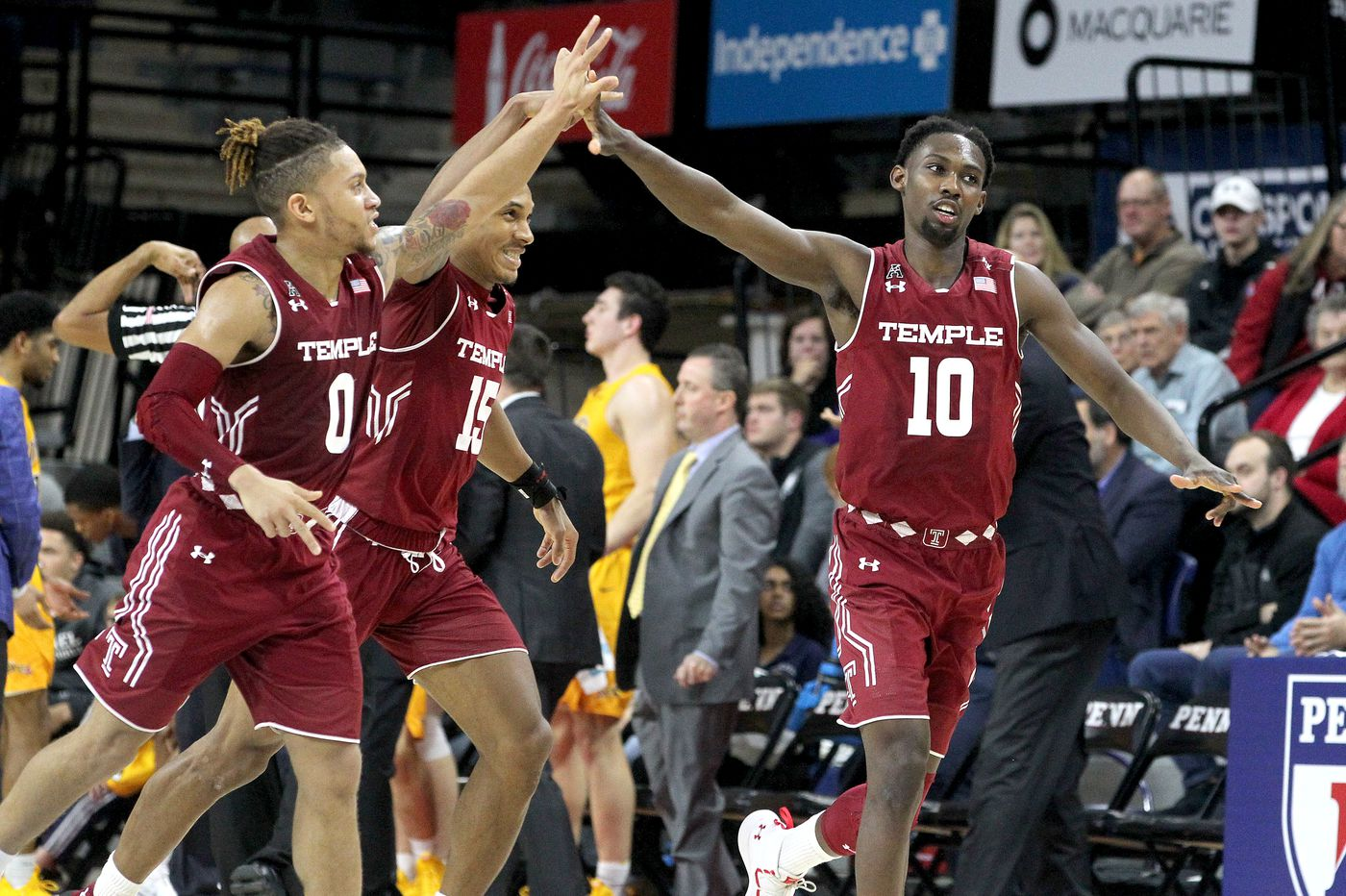 Temple opens AAC schedule against preseason favorite Central Florida