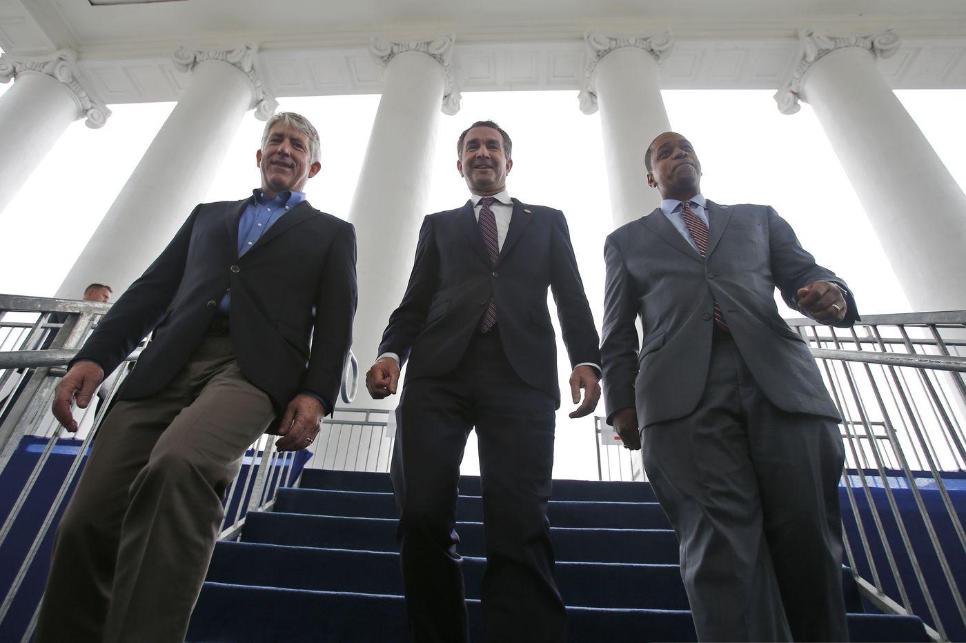 Crisis escalates in Virginia; top 3 Democrats under fire