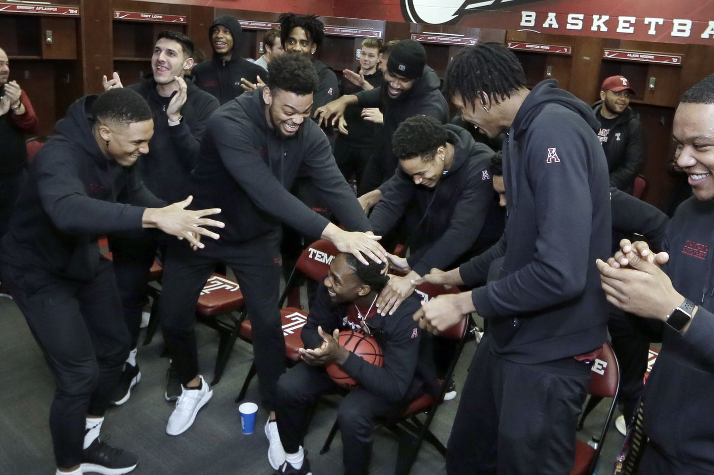 NCAA Tournament: Next stop, Dayton. Temple will take it, now that they can breathe.   Mike Jensen