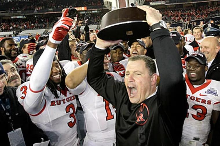 Greg Schiano: Back at Rutgers