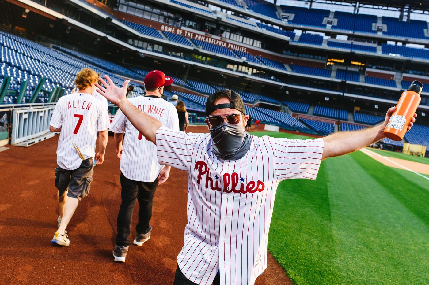 Philly's Disco Biscuits draw hundreds of thousands of viewers to their empty-ballpark concert, raising $75,000 for Black Lives Matter