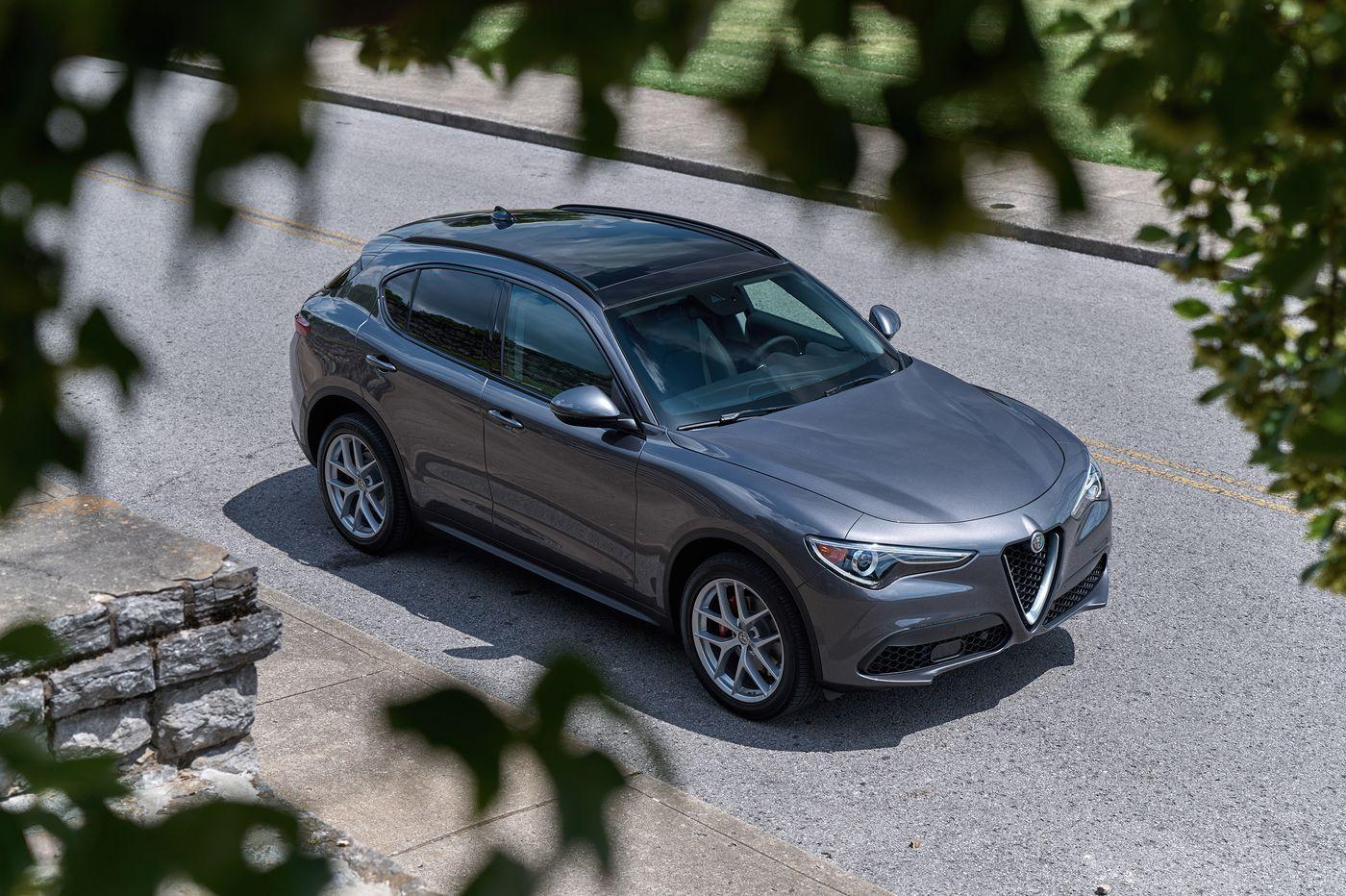 2018 Stelvio rounds out the Alfa Romeo lineup