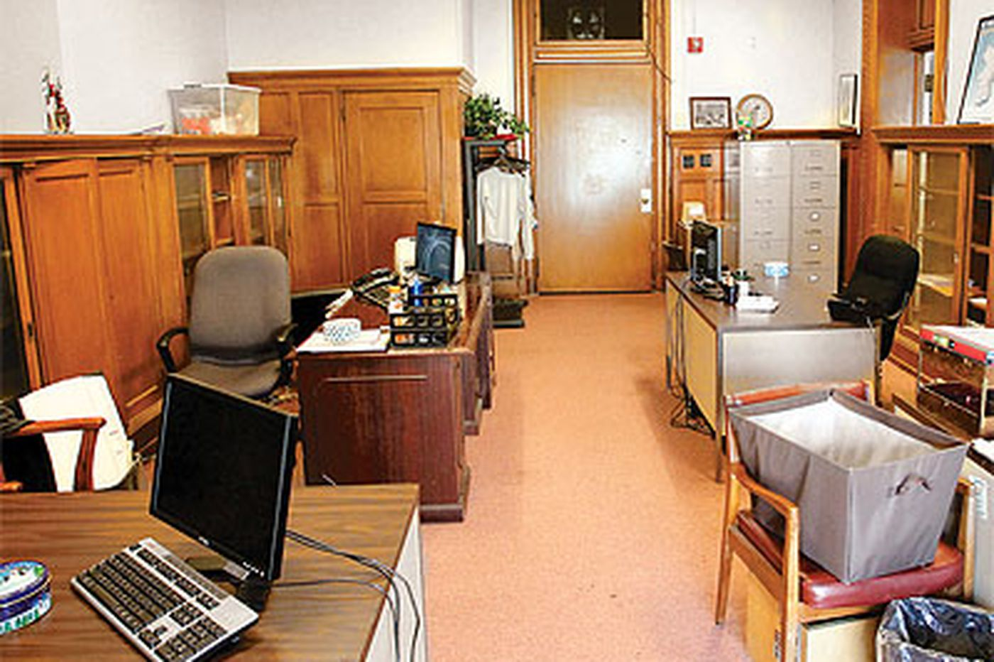 OFFICE SEEKERS: Who in Council's got the best workspaces - and why