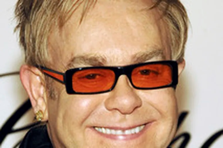 """Elton John is so highly regarded by a New Zealand tribe that its leader presented him a special cloak.(See """"The Maori honor Sir Elton."""")"""