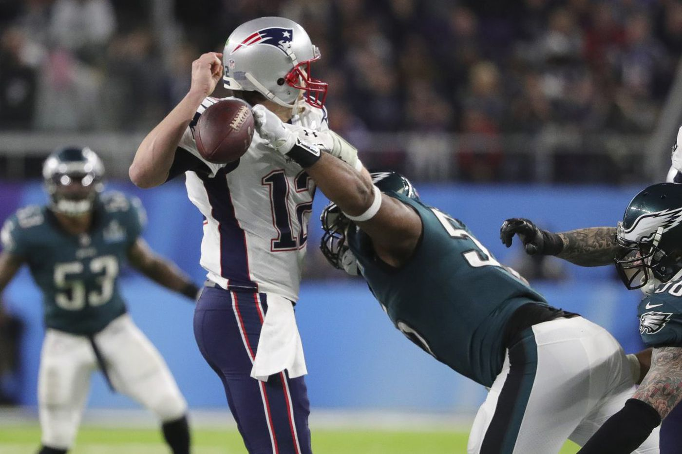 82eb0af7a4f Super Bowl highlights: Reviewing the Eagles' top 10 plays against the  Patriots (other than 'Philly Special')