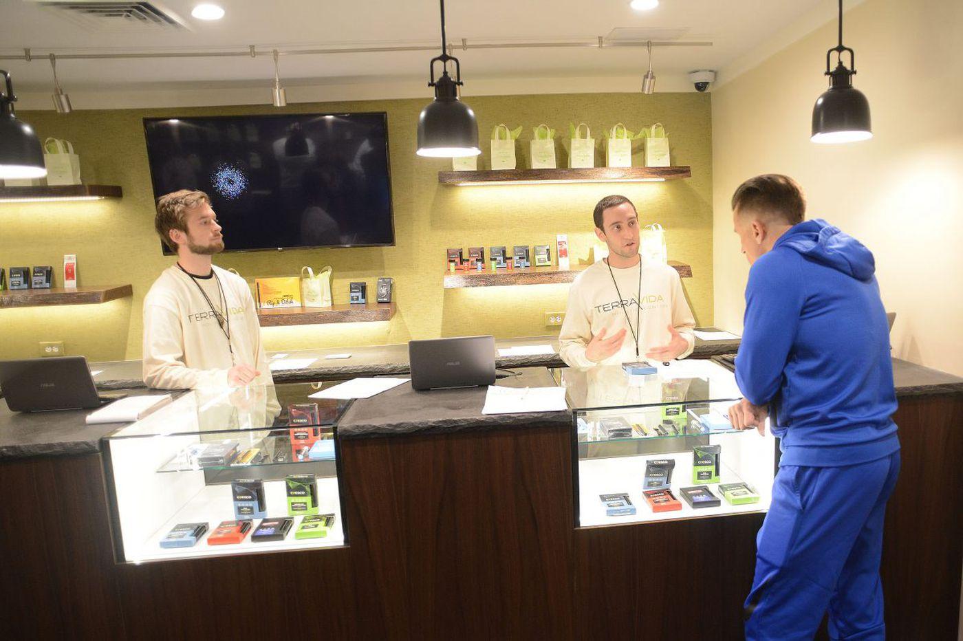 Tears of joy at opening of Bucks County medical marijuana dispensary
