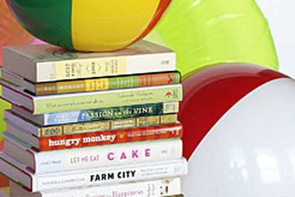 Beach reads for foodies