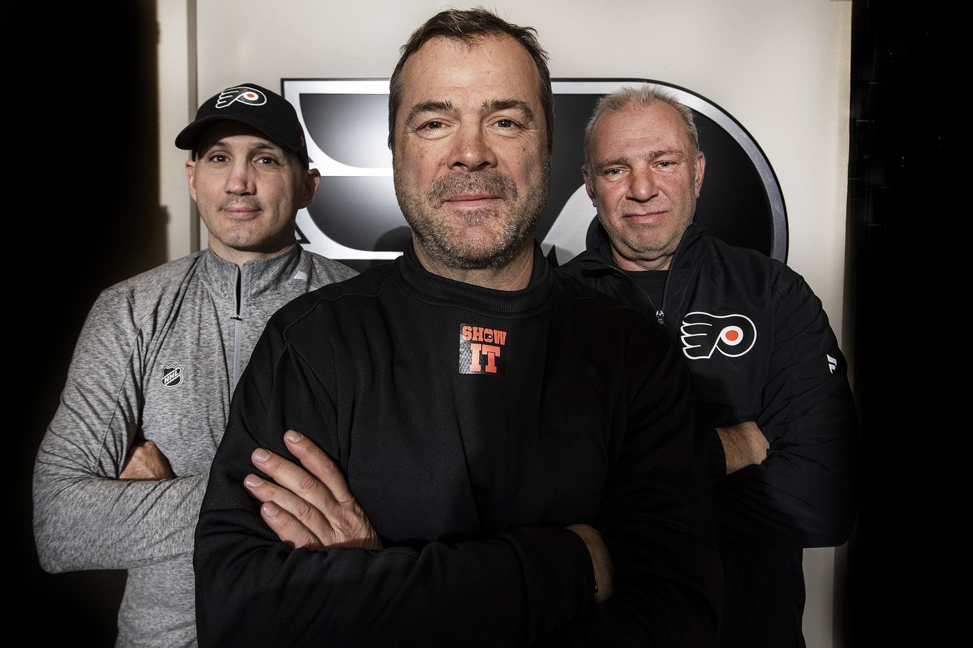 The Flyers' French Connection: 'We're hockey people first'