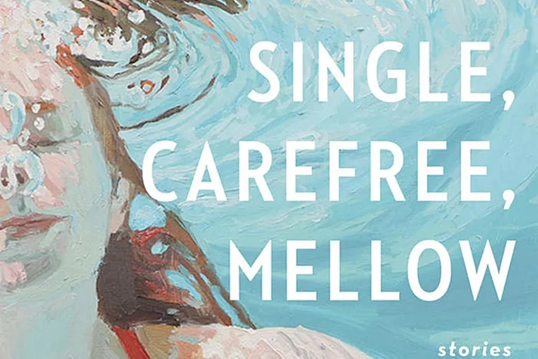 """""""Single, Carefree by Katherine Heiny. (from the book cover)"""
