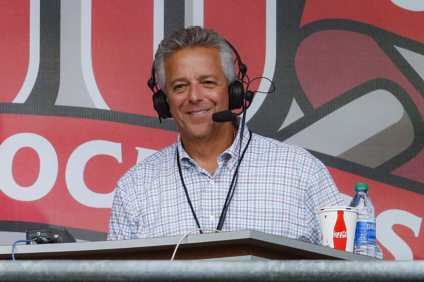 Reds broadcaster Thom Brennaman is suspended after using gay slur on air