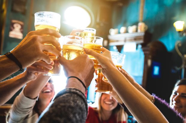 Is alcohol sabotaging your diet?