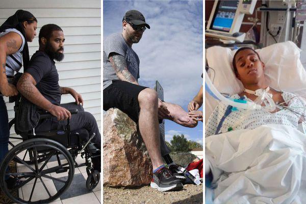 Shot and Forgotten: Shooting victims face lifelong disabilities, financial burdens