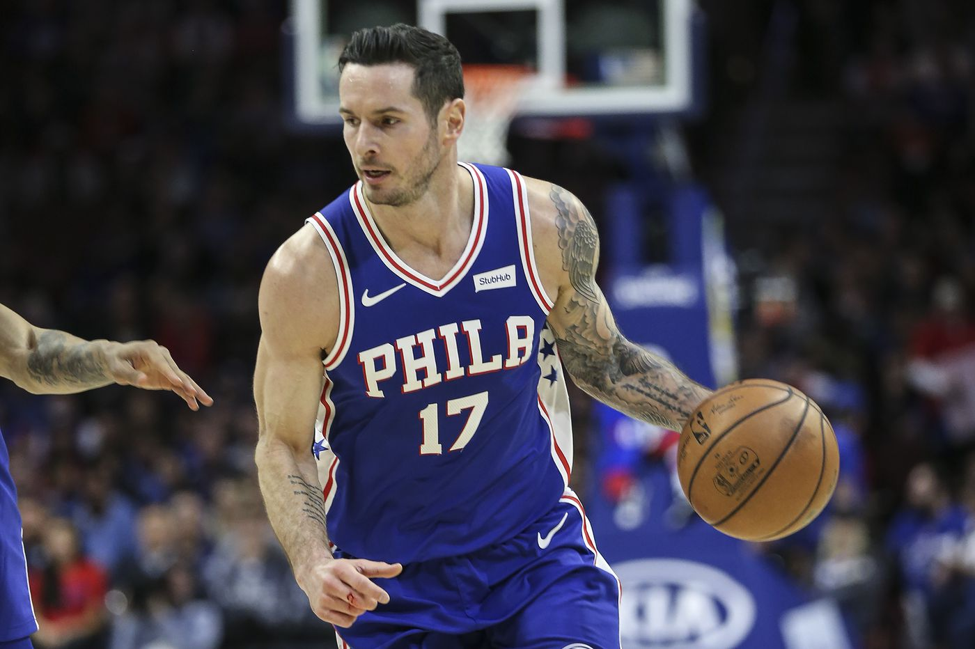 Sixers and JJ Redick have mutual respect, but will he return?