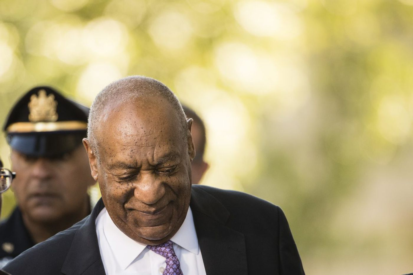 Ending with Cosby's own words, prosecution rests