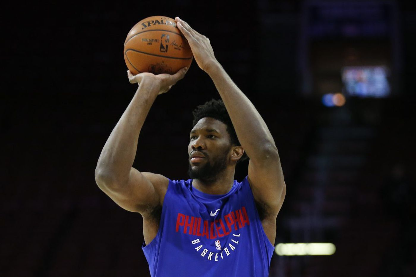 Sixers' Joel Embiid sidelined for third straight game