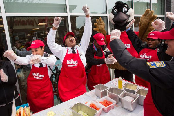 Wawa Day: 'Flagship' store coming to Center City and 9 more Philly moments