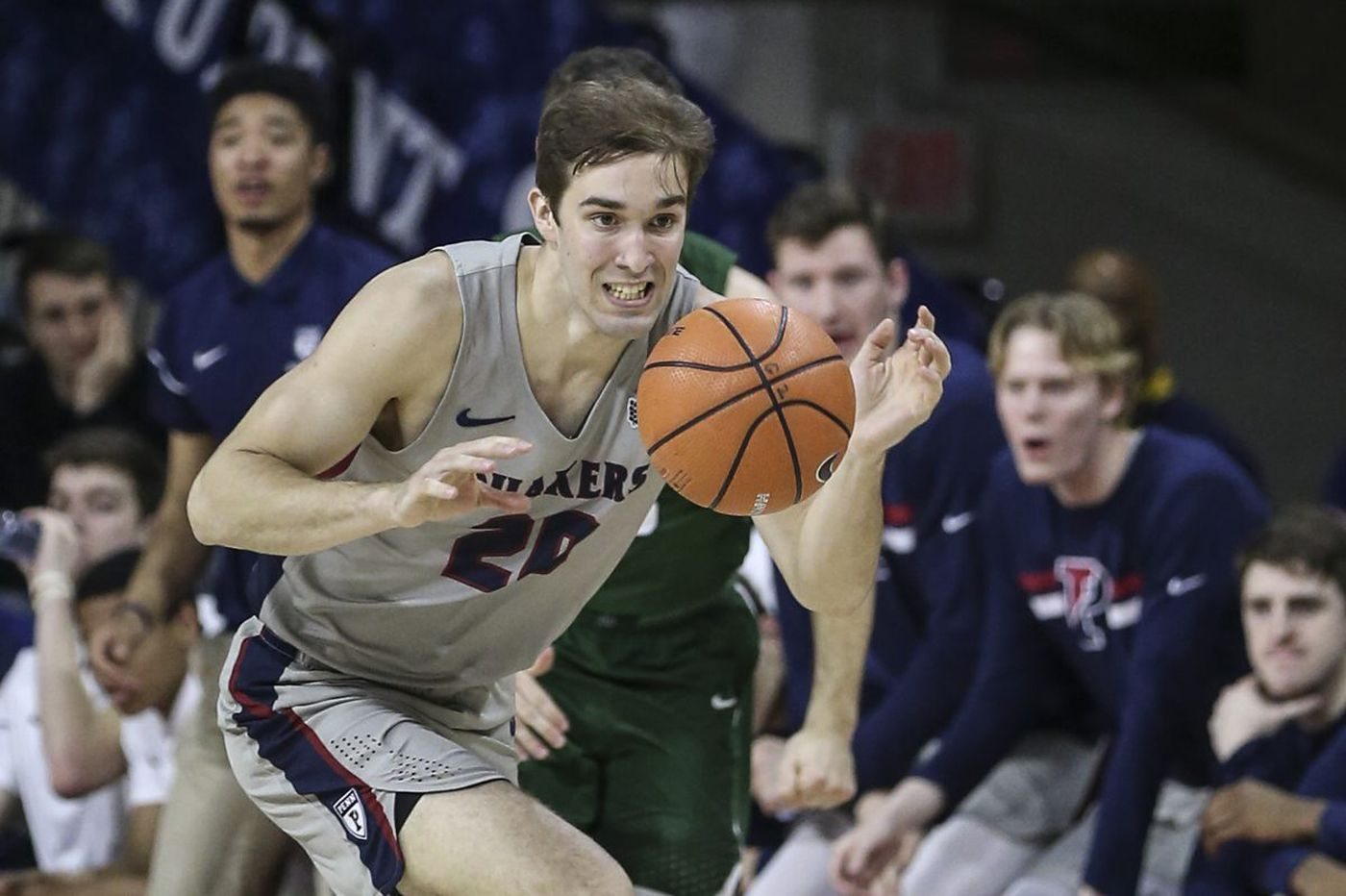 Penn routs cold-shooting Dartmouth to continue Ivy League reign
