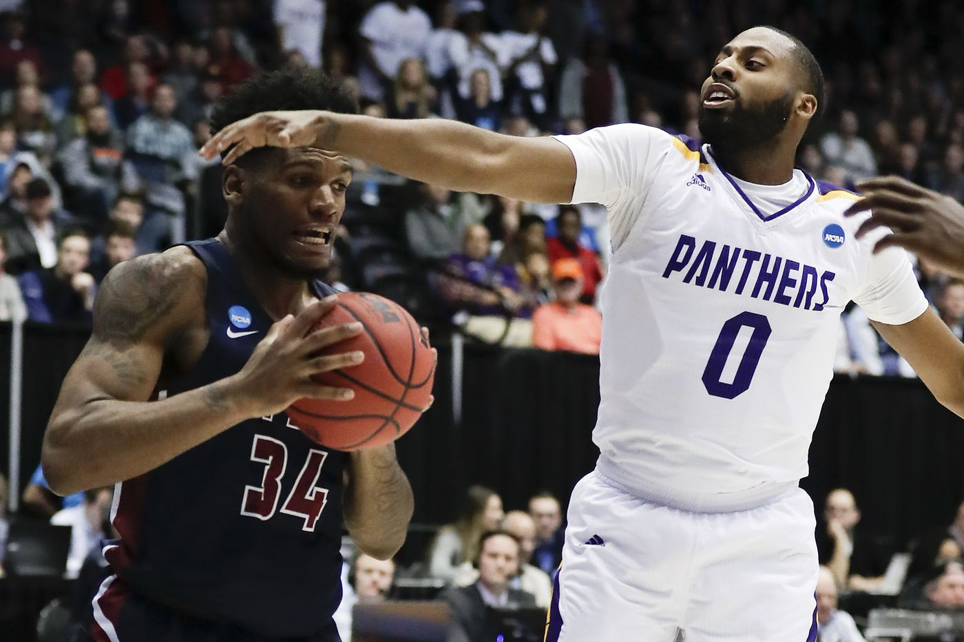 Former Schalick star Mike Holloway Jr. will always relish his NCAA Tournament moment